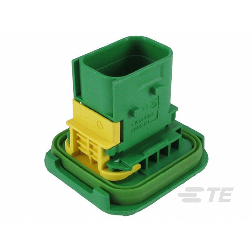 3-1564416-1  Tělo těsněného konektoru řady HDSCS