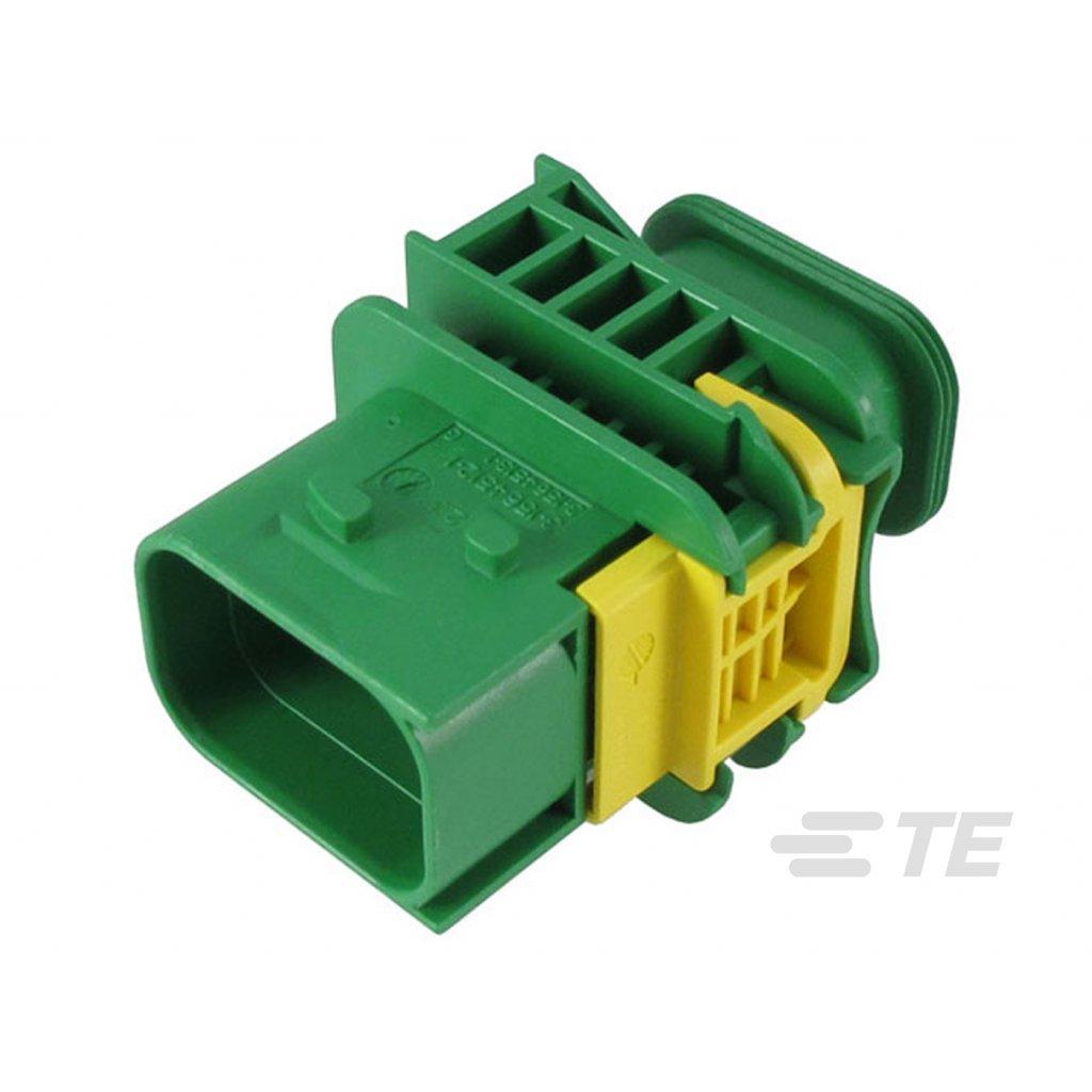 3-1564512-1  Tělo těsněného konektoru řady HDSCS
