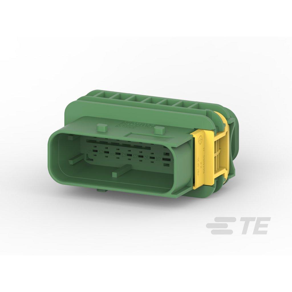3-1564528-1  Tělo těsněného konektoru řady HDSCS