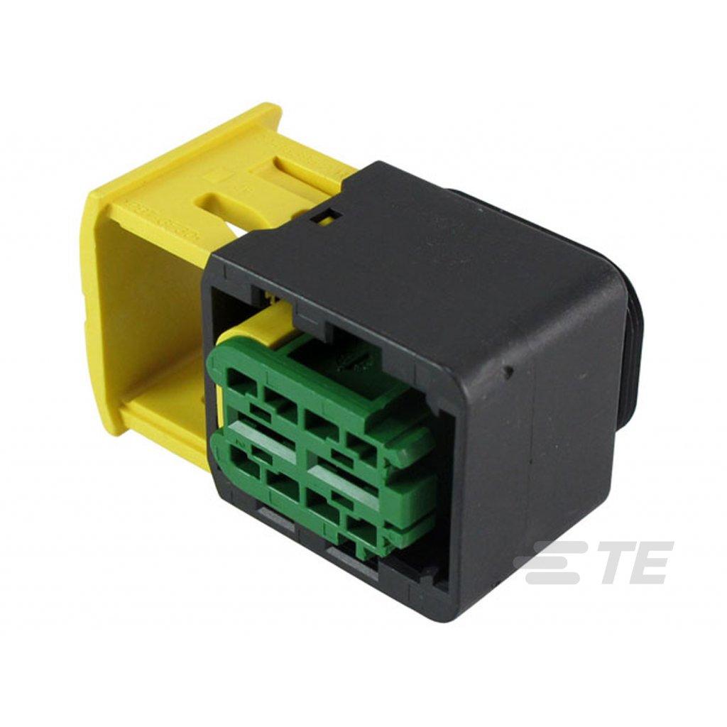 3-1564542-1  Tělo těsněného konektoru řady HDSCS