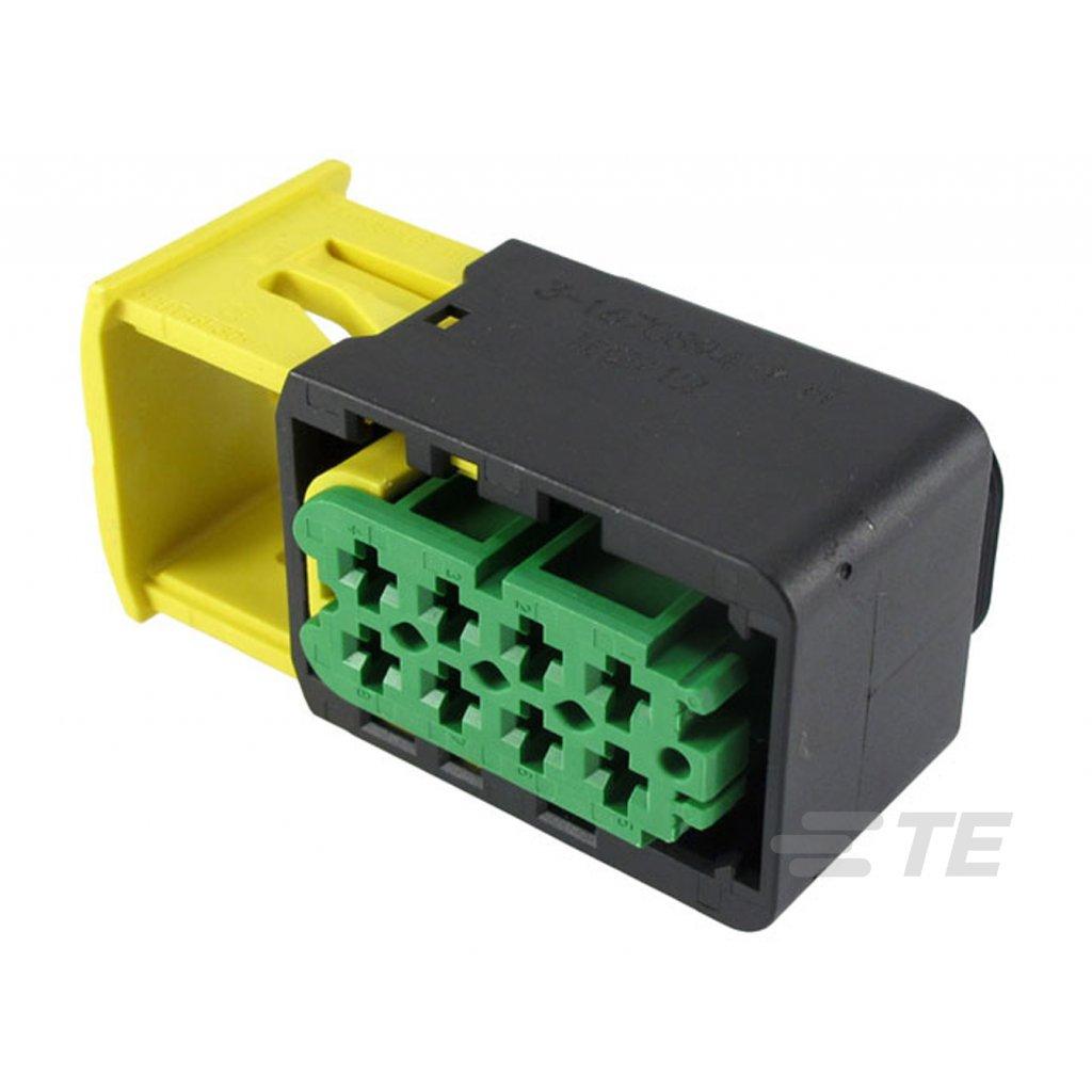 3-1670894-1  Tělo těsněného konektoru řady HDSCS