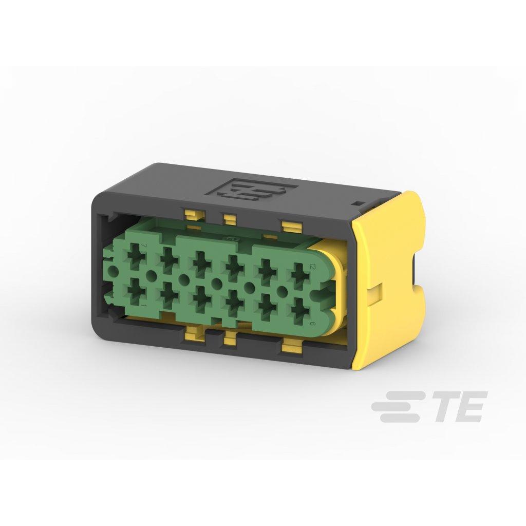 3-1670901-1  Tělo těsněného konektoru řady HDSCS
