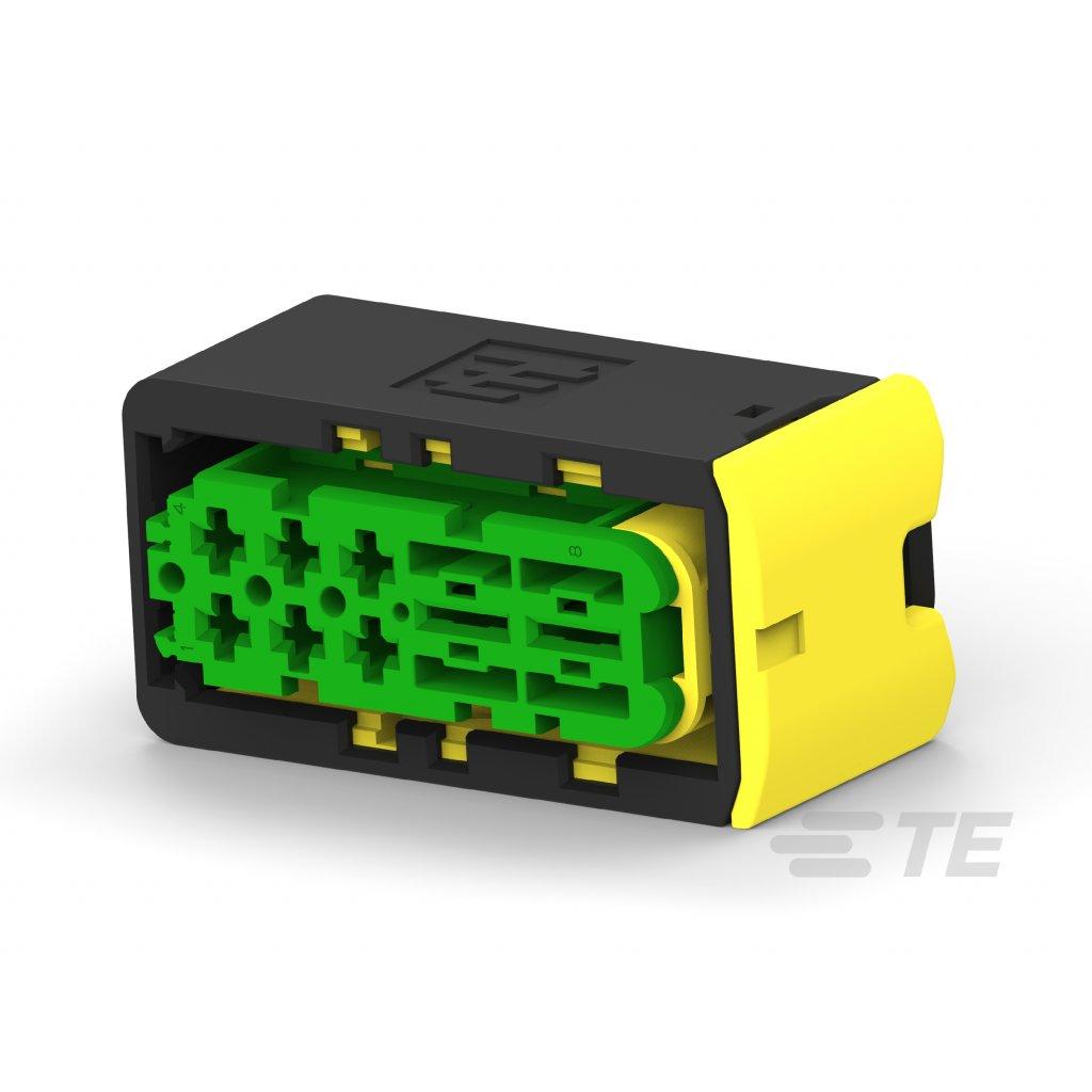 3-2299782-1  Tělo těsněného konektoru řady HDSCS