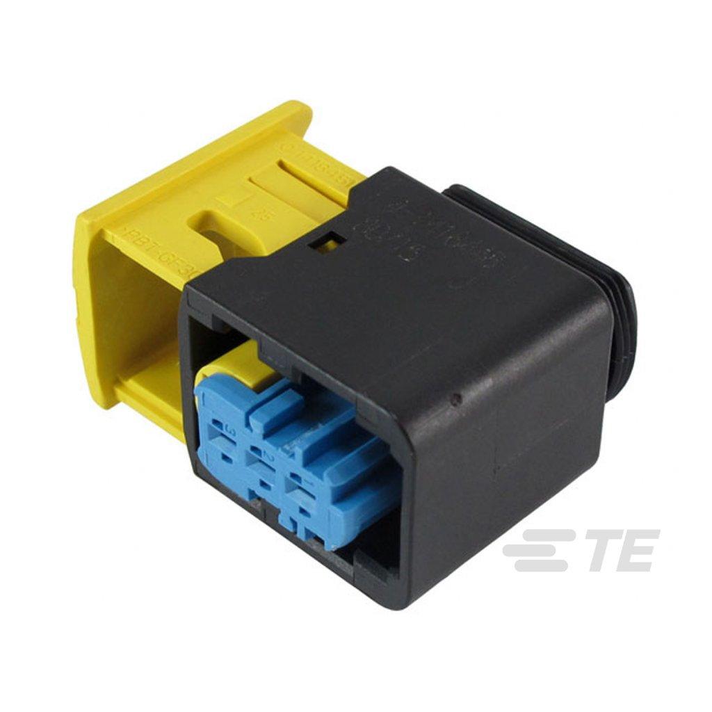 4-1418448-1  Tělo těsněného konektoru řady HDSCS
