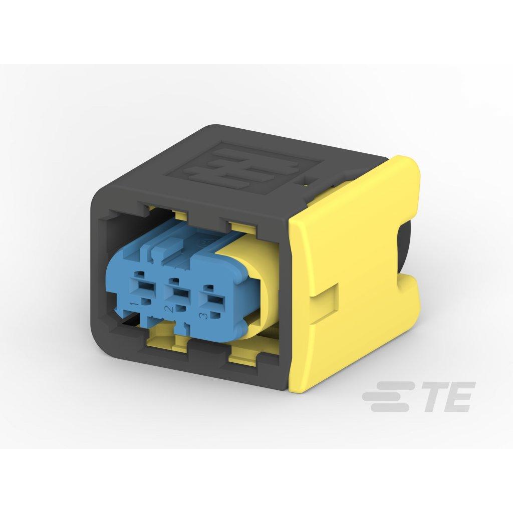4-1418448-2  Tělo těsněného konektoru řady HDSCS