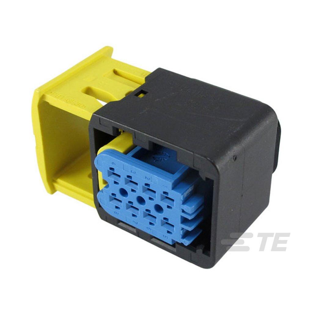 4-1418479-1  Tělo těsněného konektoru řady HDSCS