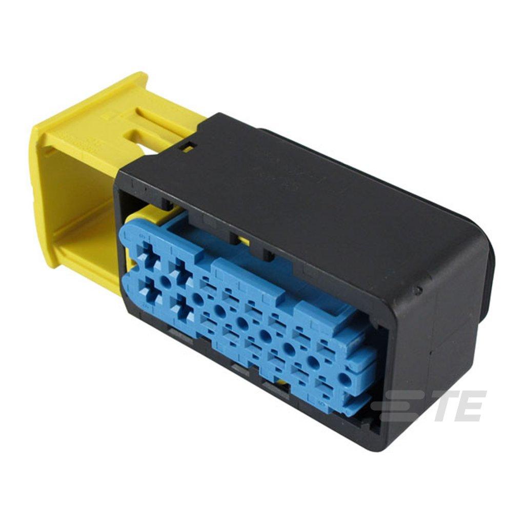 4-1564337-1  Tělo těsněného konektoru řady HDSCS