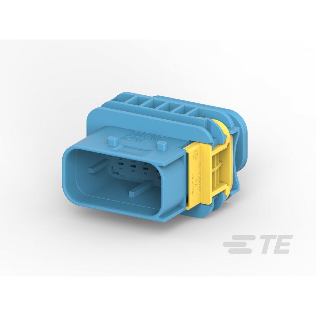 4-1564516-1  Tělo těsněného konektoru řady HDSCS