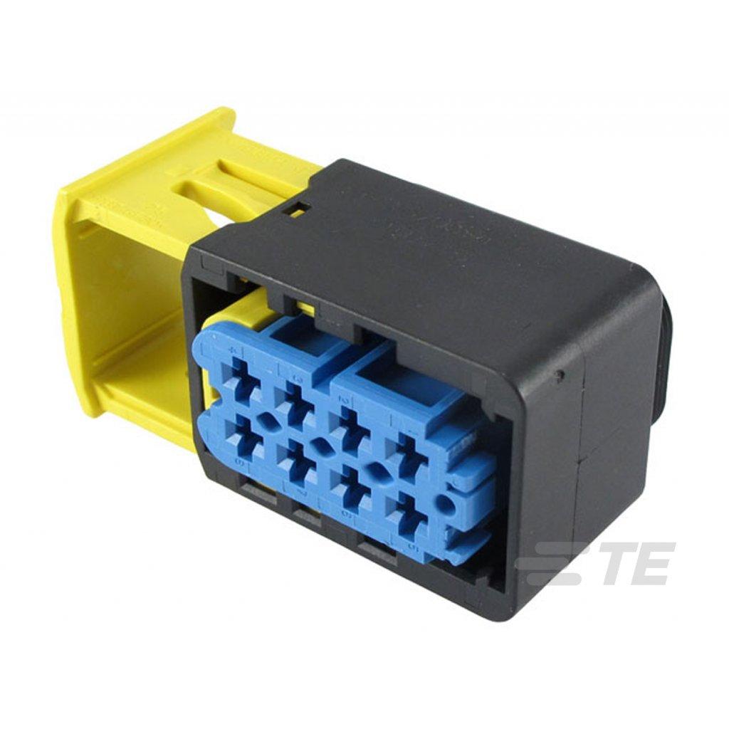 4-1670894-1  Tělo těsněného konektoru řady HDSCS