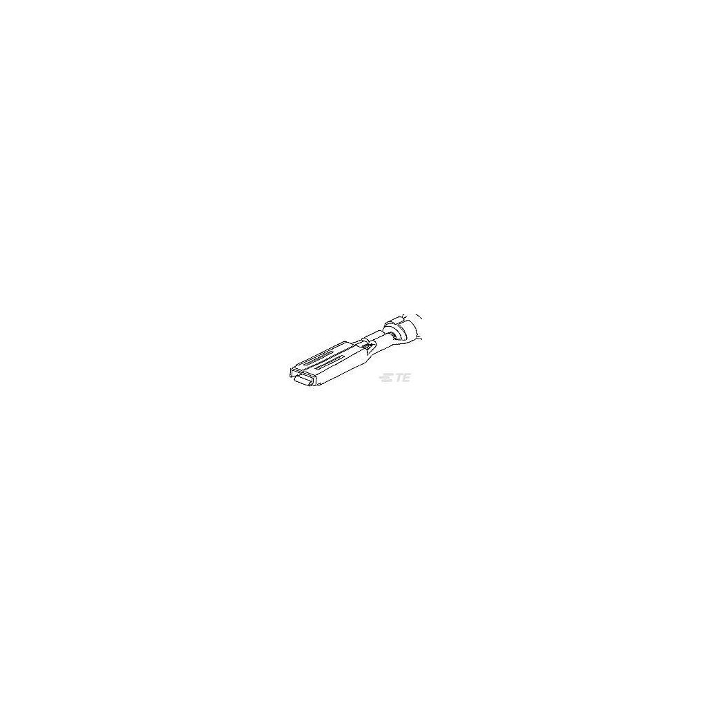 183035-1  Kontakt do těla konektoru