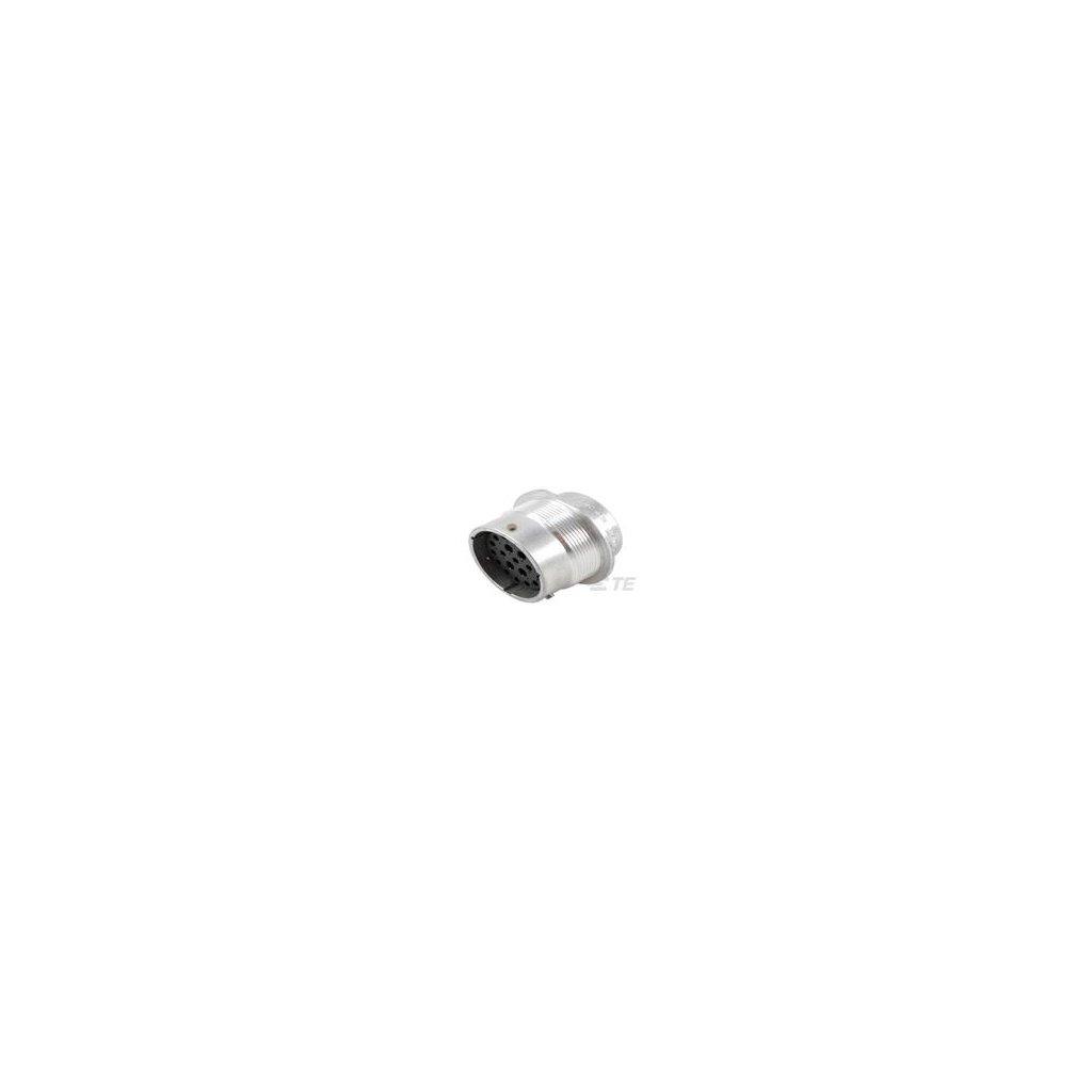 HD34-24-21SE  Tělo kruhového kovového konektoru HD-30
