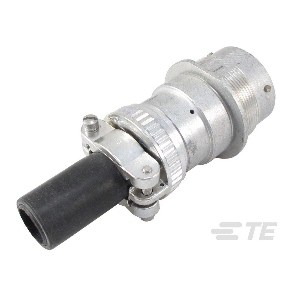 HD34-24-23PE-059  Tělo kruhového kovového konektoru HD-30