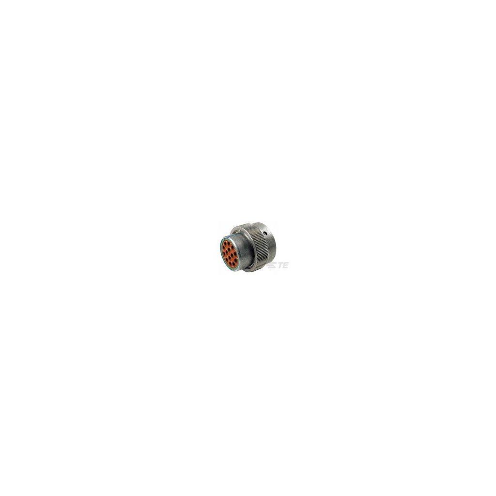 HD36-18-14PN  Tělo kruhového kovového konektoru HD-30
