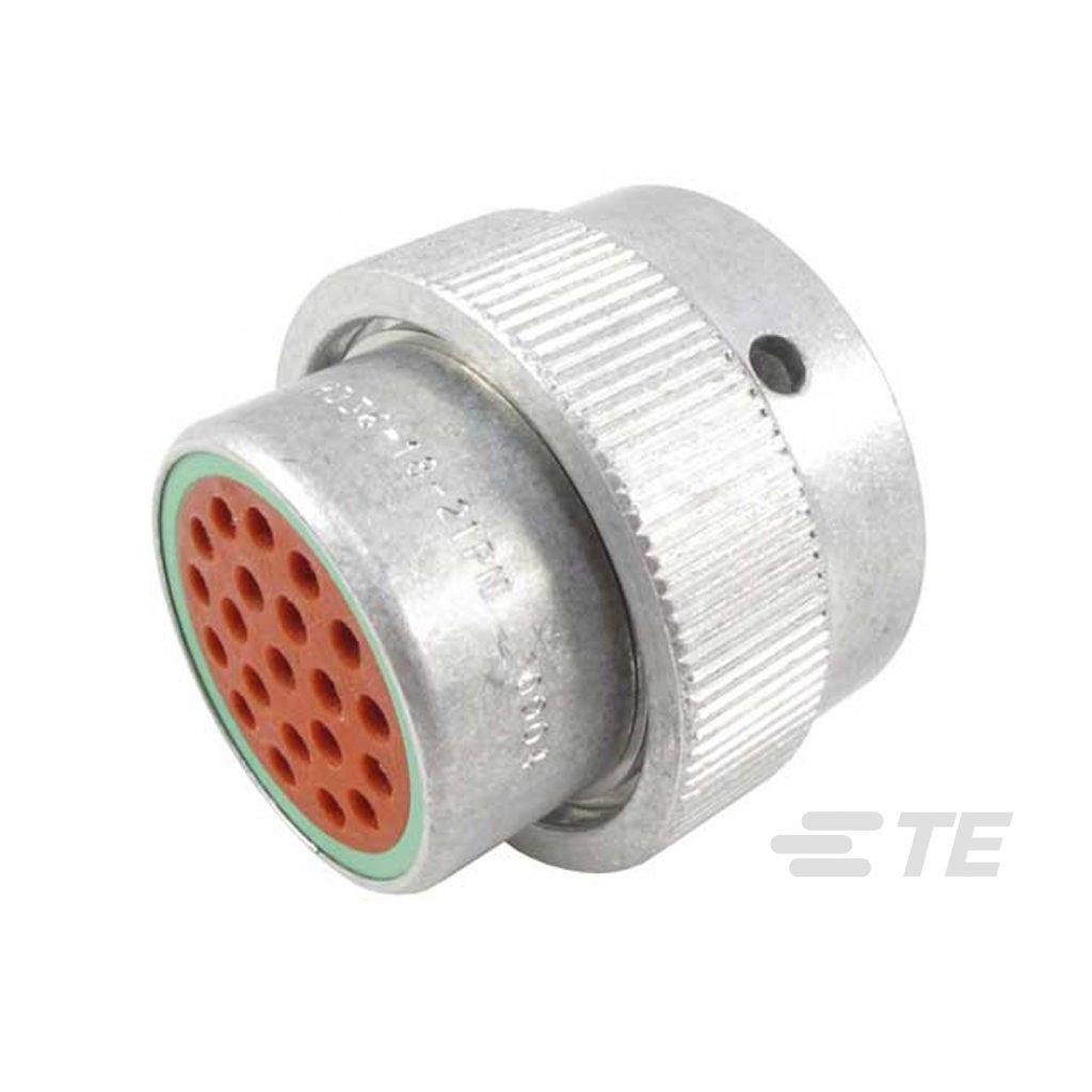 HD36-18-21PN  Tělo kruhového kovového konektoru HD-30