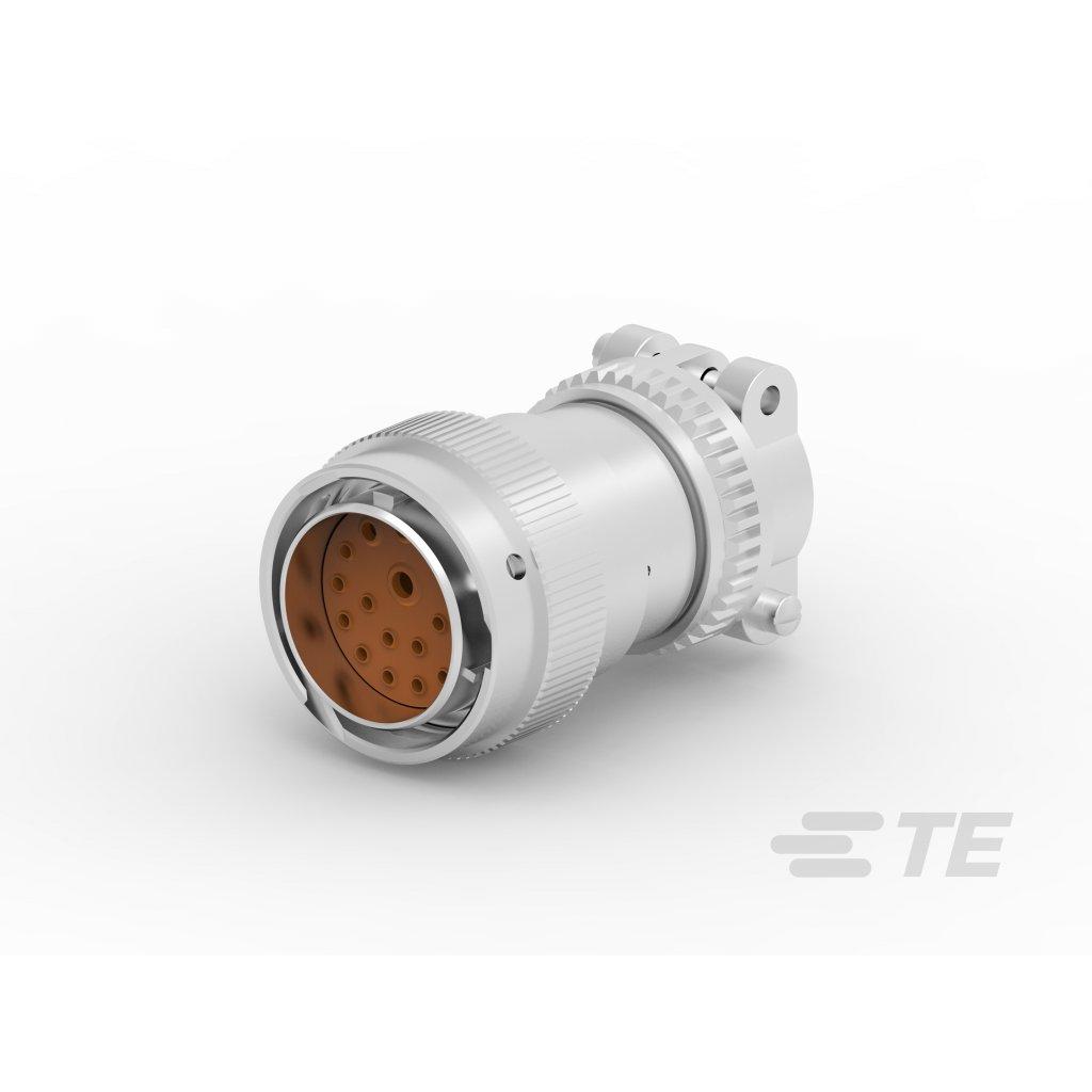 HD36-24-18PE-059  Tělo kruhového kovového konektoru HD-30