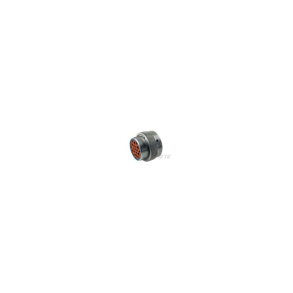 HD36-24-19SE  Tělo kruhového kovového konektoru HD-30