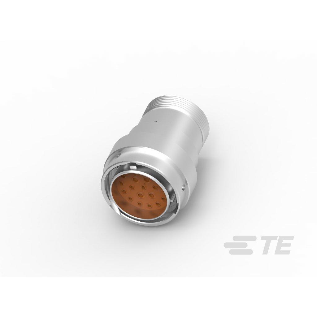 HD36-24-21PE-L005  Tělo kruhového kovového konektoru HD-30