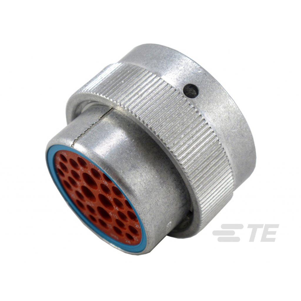 HD36-24-29PE  Tělo kruhového kovového konektoru HD-30