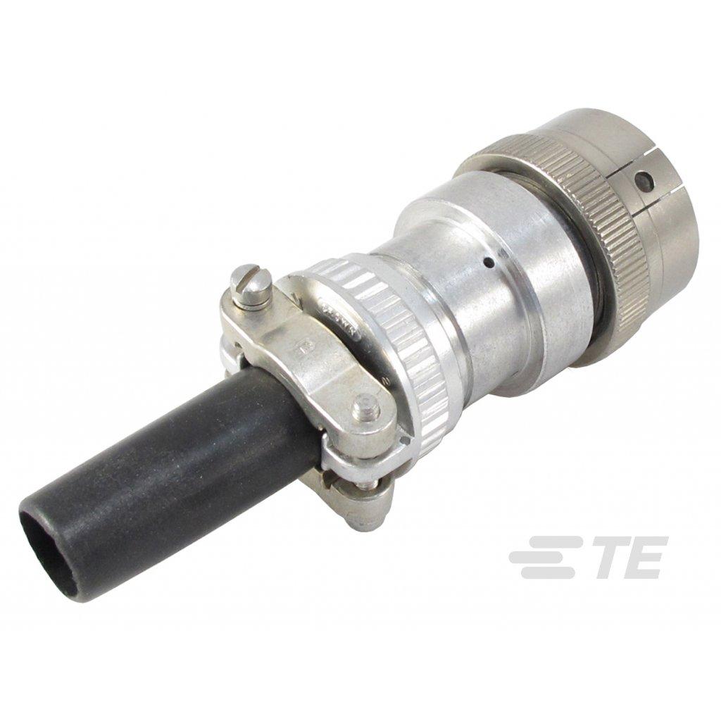 HDB36-18-14SN-059  Tělo kruhového kovového konektoru HD-30