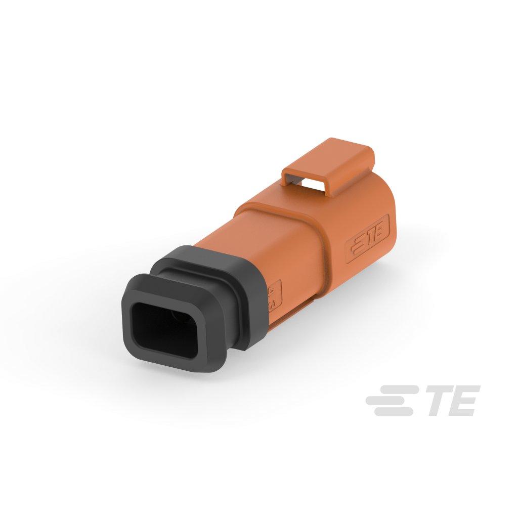 934443508  Konektry DT ve vylepšeném provedení s pevným těsněním
