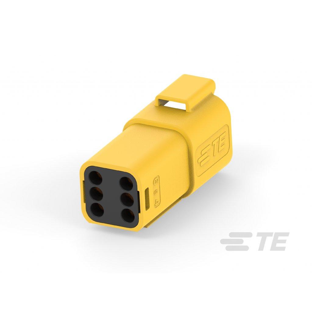 934444105  Konektry DT ve vylepšeném provedení s pevným těsněním