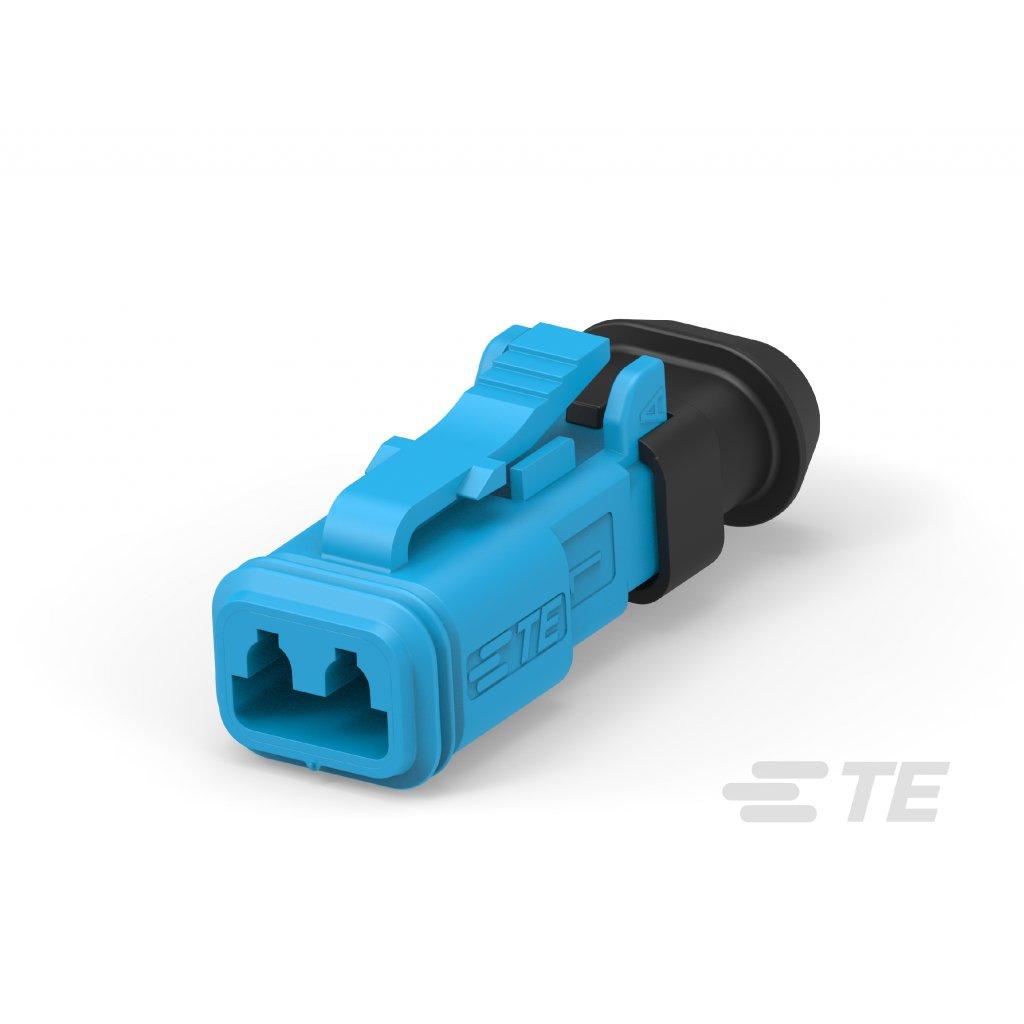 934451504  Konektry DT ve vylepšeném provedení s pevným těsněním