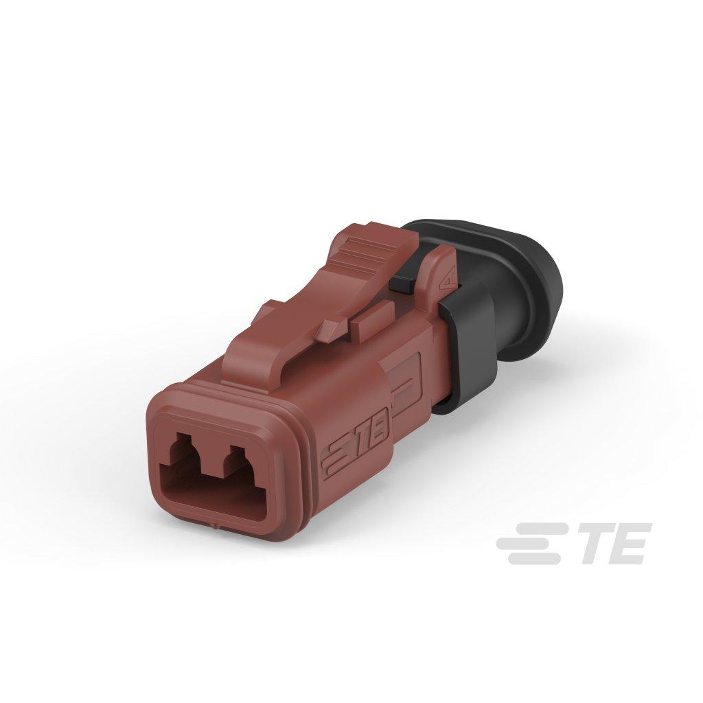 934451507  Konektry DT ve vylepšeném provedení s pevným těsněním