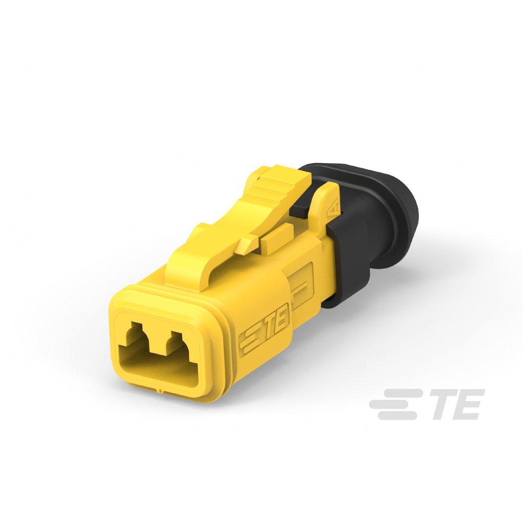 934451605  Konektry DT ve vylepšeném provedení s pevným těsněním