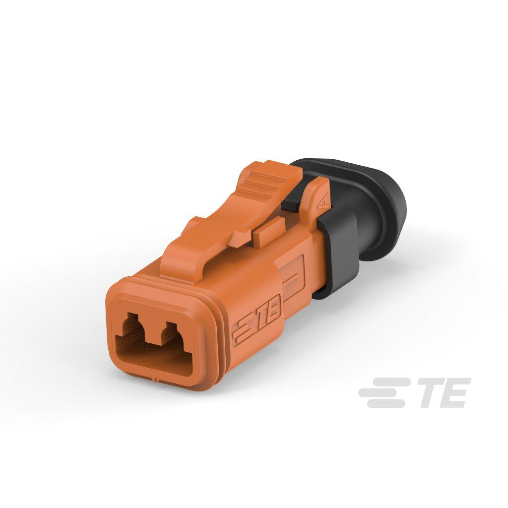 934451608  Konektry DT ve vylepšeném provedení s pevným těsněním