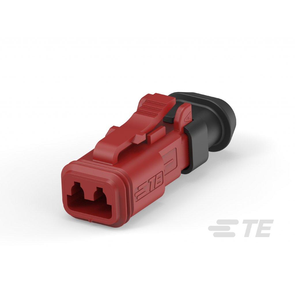 934451609  Konektry DT ve vylepšeném provedení s pevným těsněním
