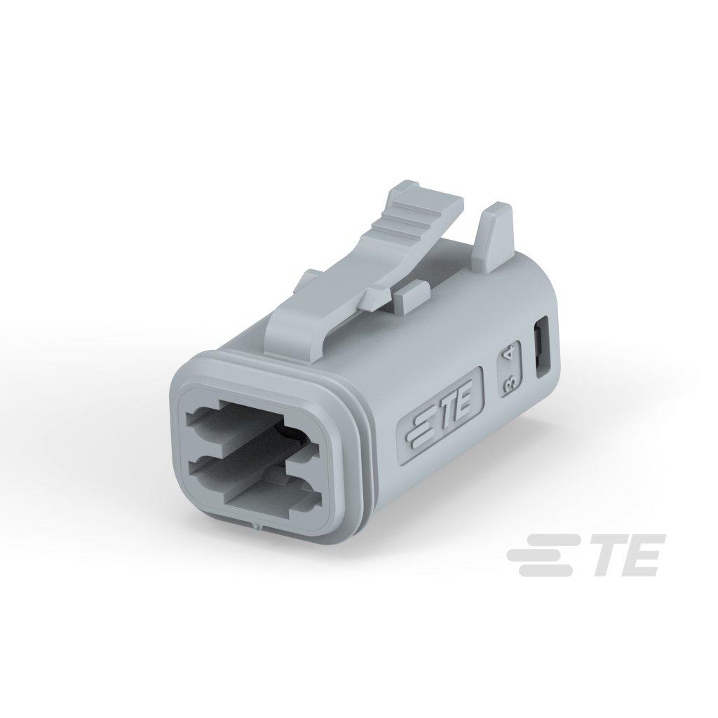 934453102  Konektry DT ve vylepšeném provedení s pevným těsněním