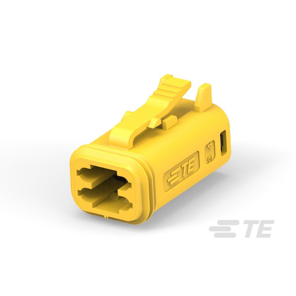 934453105  Konektry DT ve vylepšeném provedení s pevným těsněním
