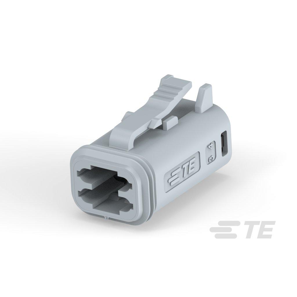 934453202  Konektry DT ve vylepšeném provedení s pevným těsněním
