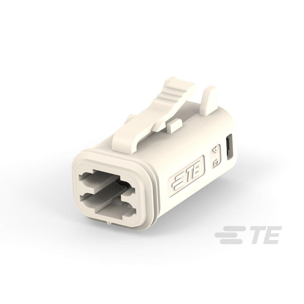 934453206  Konektry DT ve vylepšeném provedení s pevným těsněním