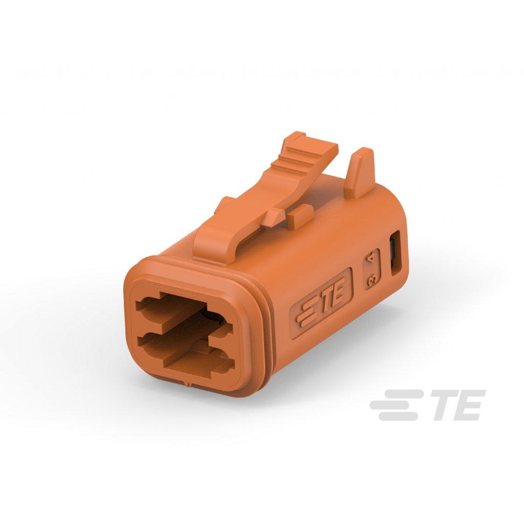 934453208  Konektry DT ve vylepšeném provedení s pevným těsněním