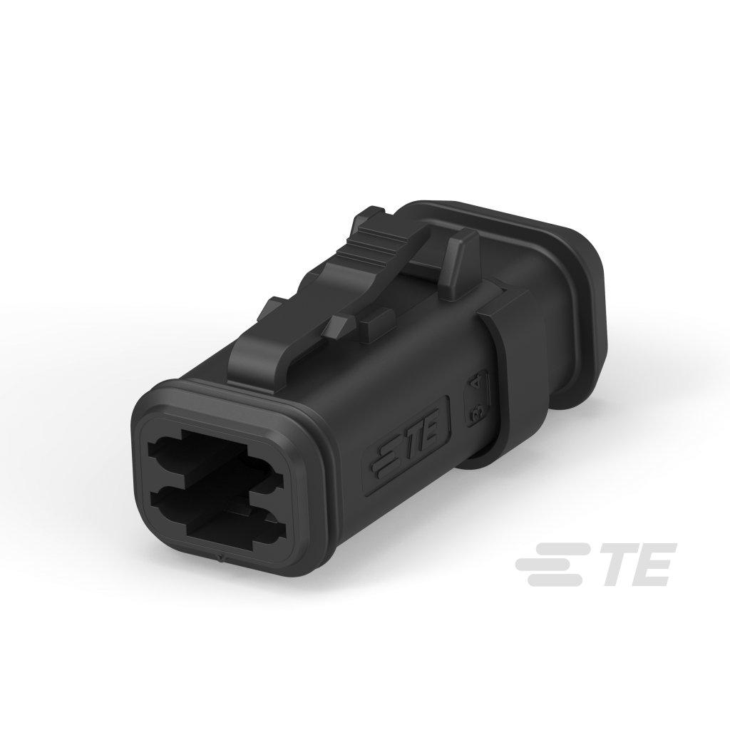 934453501  Konektry DT ve vylepšeném provedení s pevným těsněním
