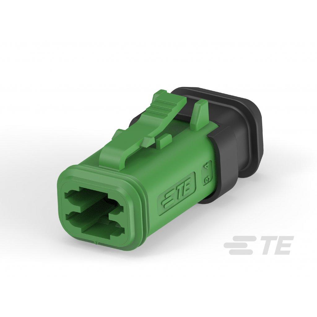 934453503  Konektry DT ve vylepšeném provedení s pevným těsněním