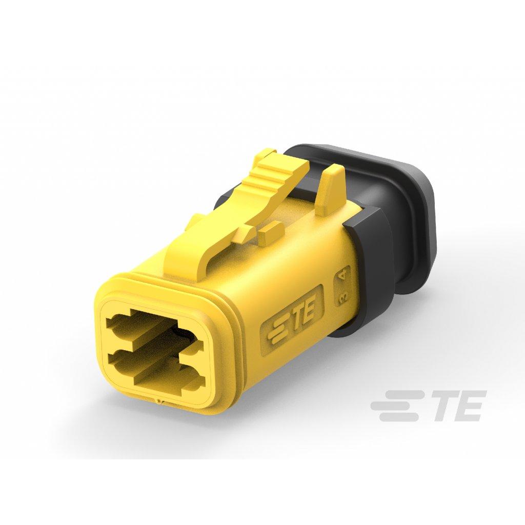 934453505  Konektry DT ve vylepšeném provedení s pevným těsněním