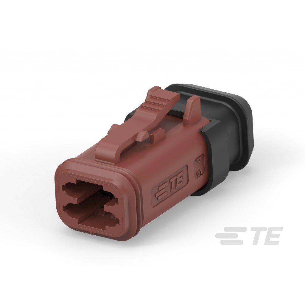 934453507  Konektry DT ve vylepšeném provedení s pevným těsněním
