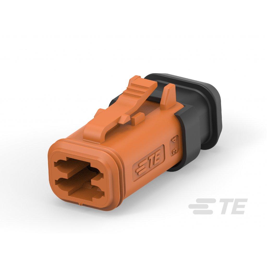 934453508  Konektry DT ve vylepšeném provedení s pevným těsněním