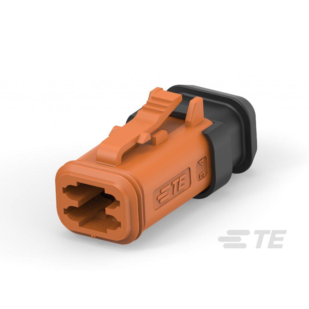 934453608  Konektry DT ve vylepšeném provedení s pevným těsněním