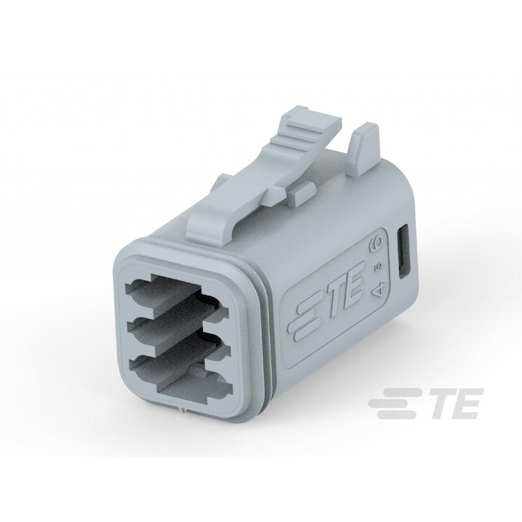 934454102  Konektry DT ve vylepšeném provedení s pevným těsněním