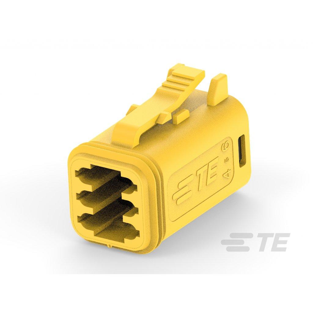 934454105  Konektry DT ve vylepšeném provedení s pevným těsněním