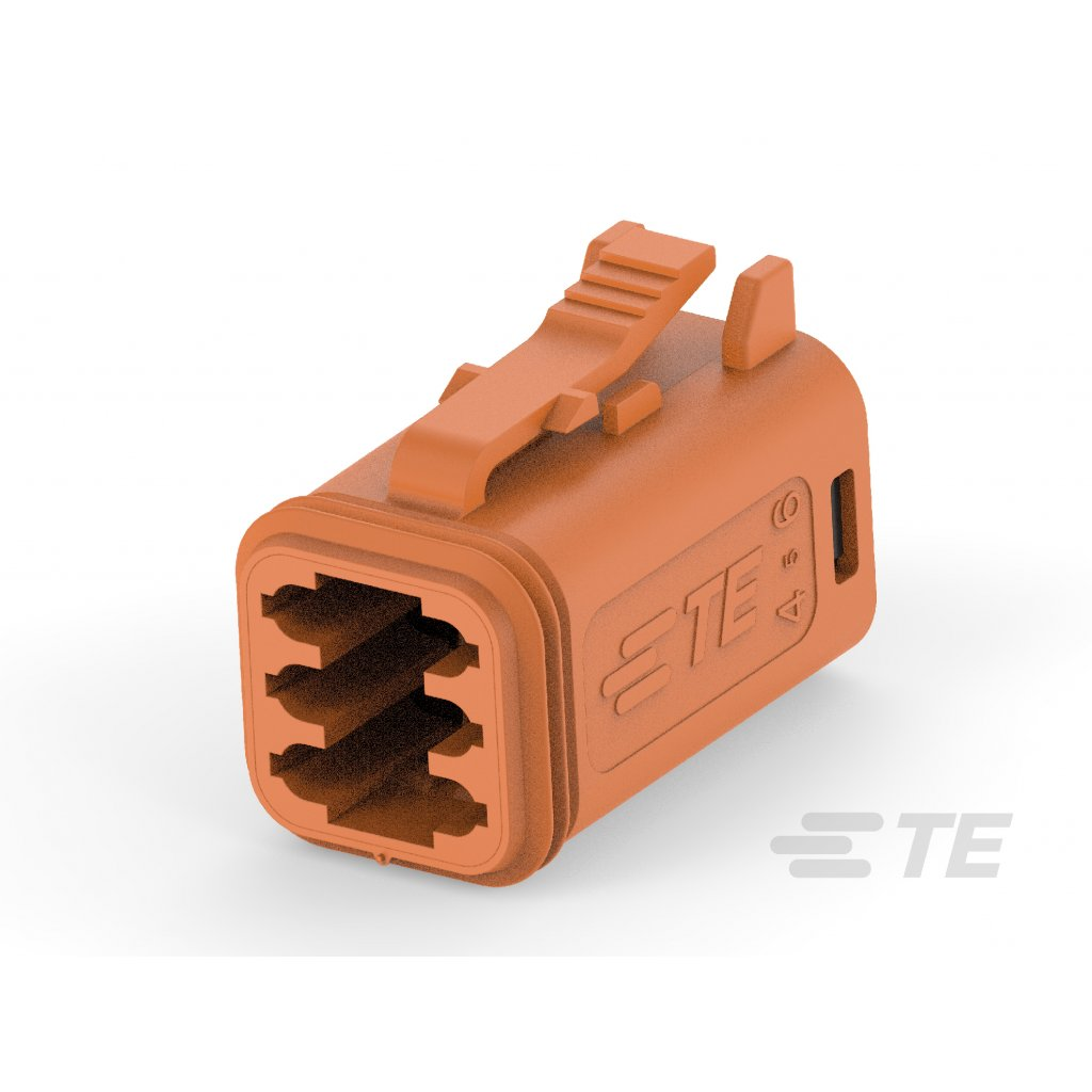 934454108  Konektry DT ve vylepšeném provedení s pevným těsněním