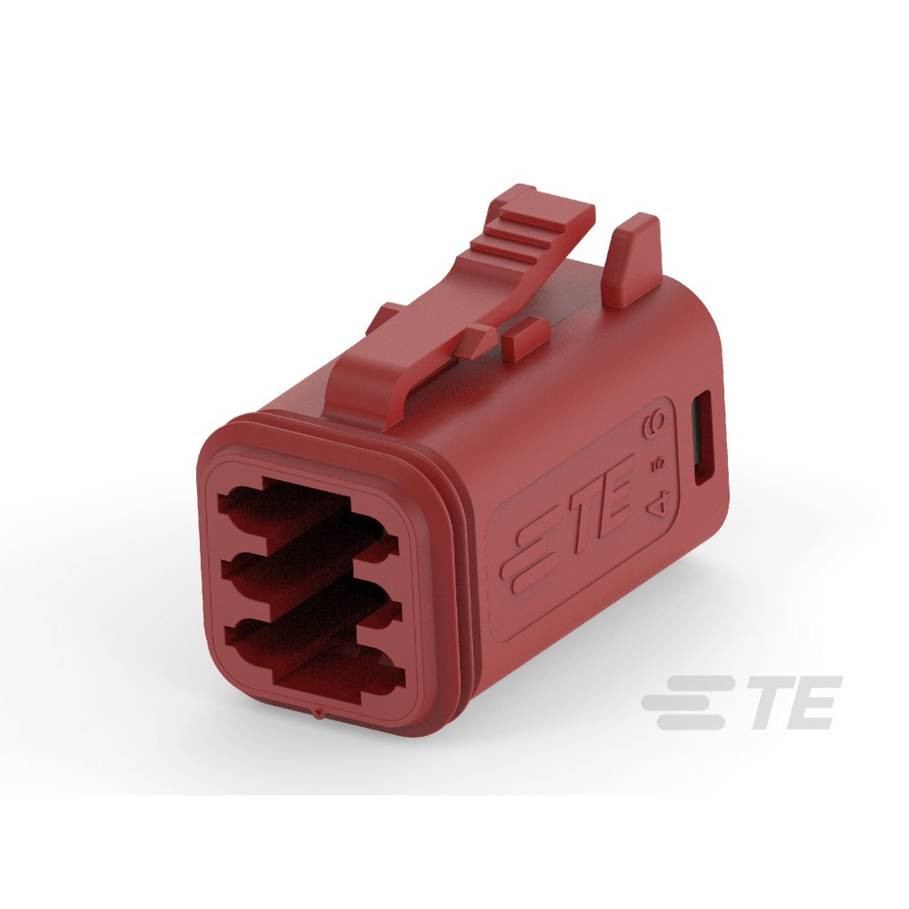 934454109  Konektry DT ve vylepšeném provedení s pevným těsněním
