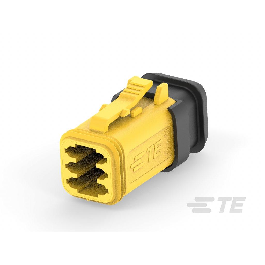 934454505  Konektry DT ve vylepšeném provedení s pevným těsněním