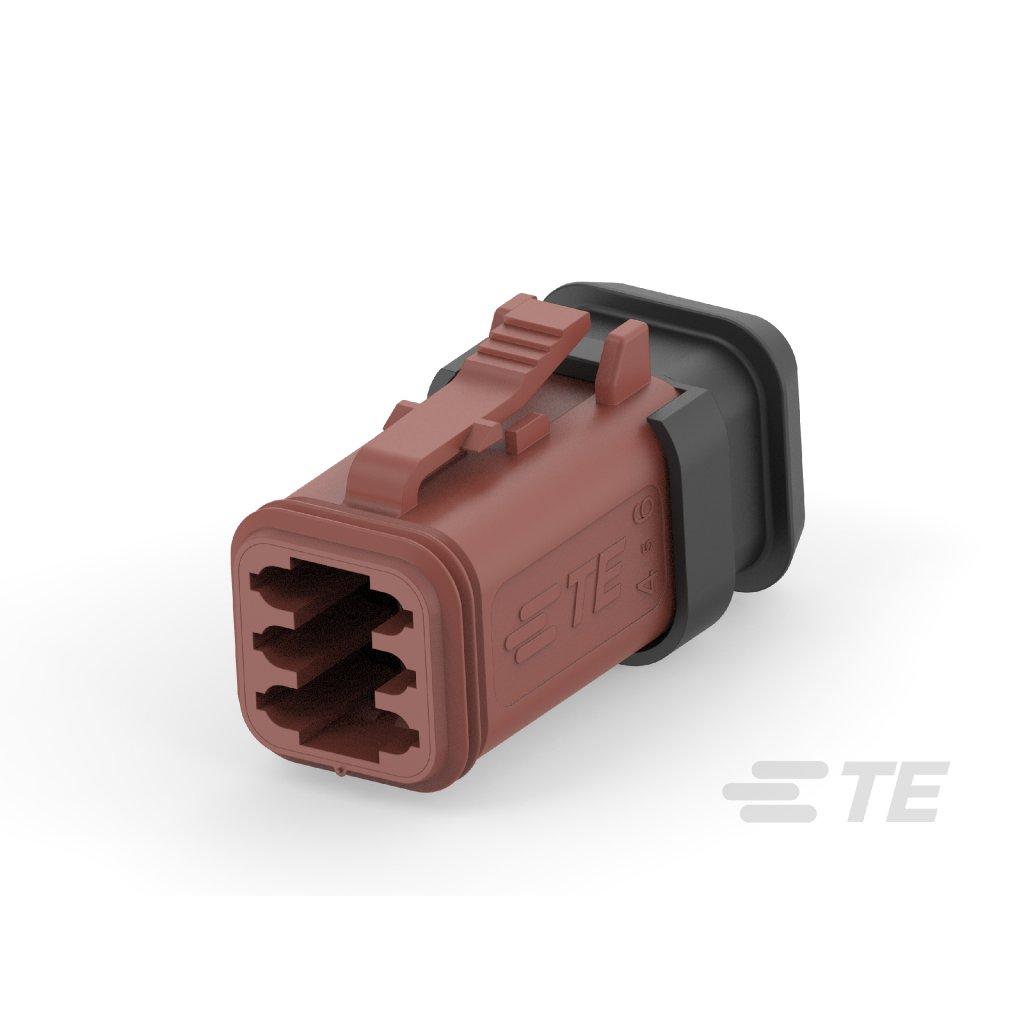 934454507  Konektry DT ve vylepšeném provedení s pevným těsněním