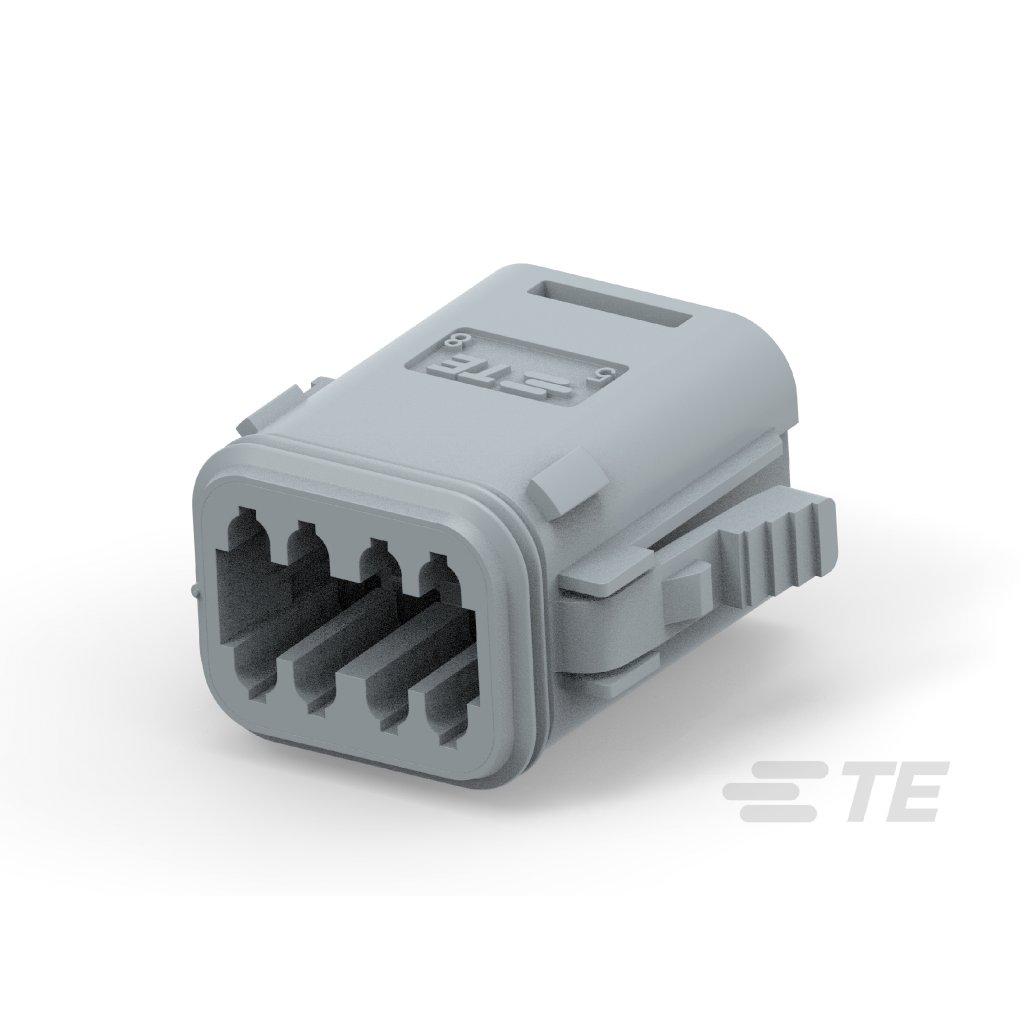 934455112  Konektry DT ve vylepšeném provedení s pevným těsněním