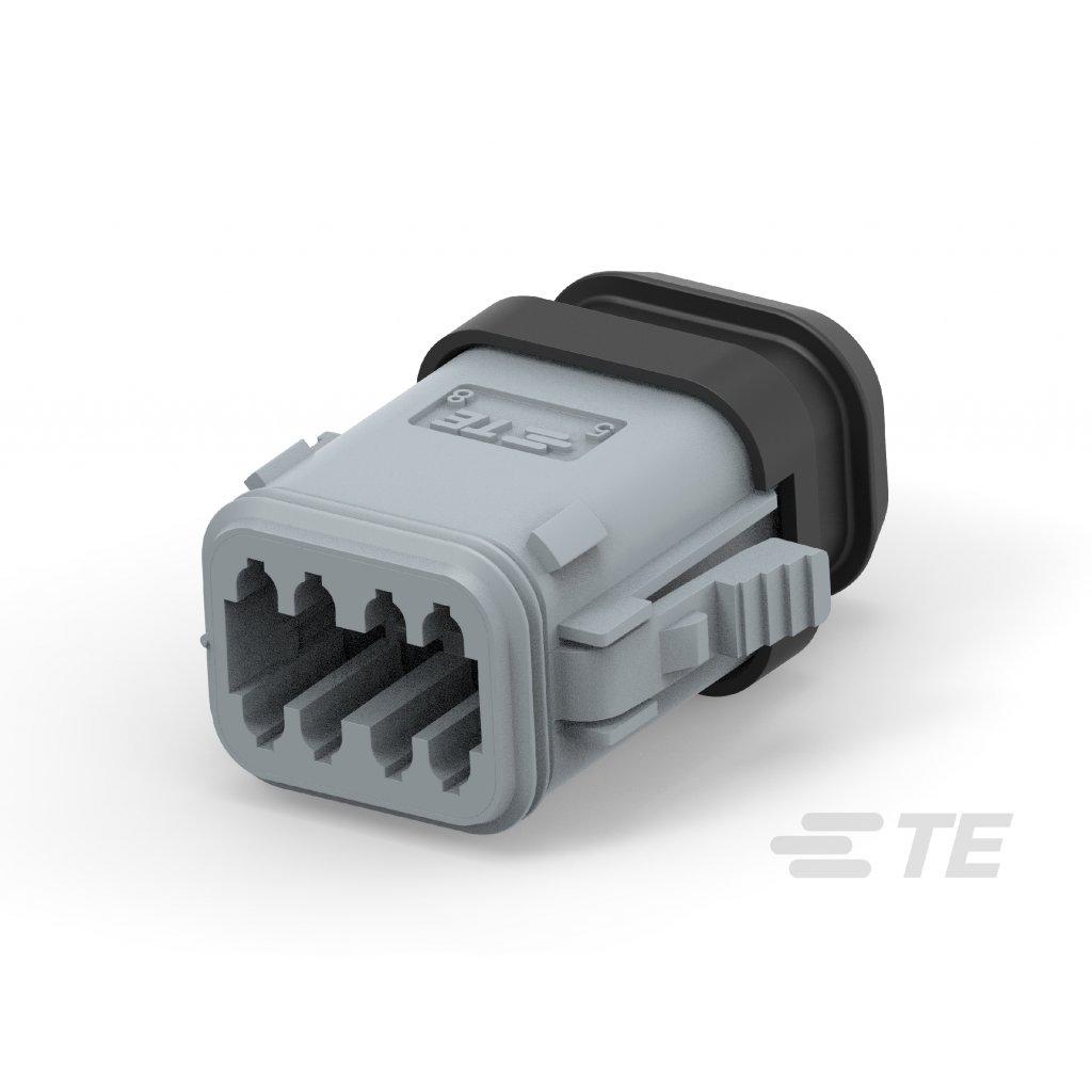 934455512  Konektry DT ve vylepšeném provedení s pevným těsněním