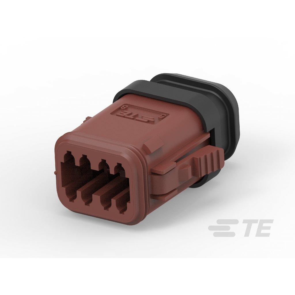934455647  Konektry DT ve vylepšeném provedení s pevným těsněním